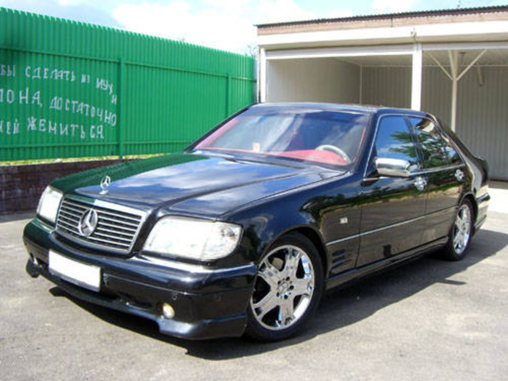 1997 mercedes benz s class for sale for Mercedes benz s class for sale