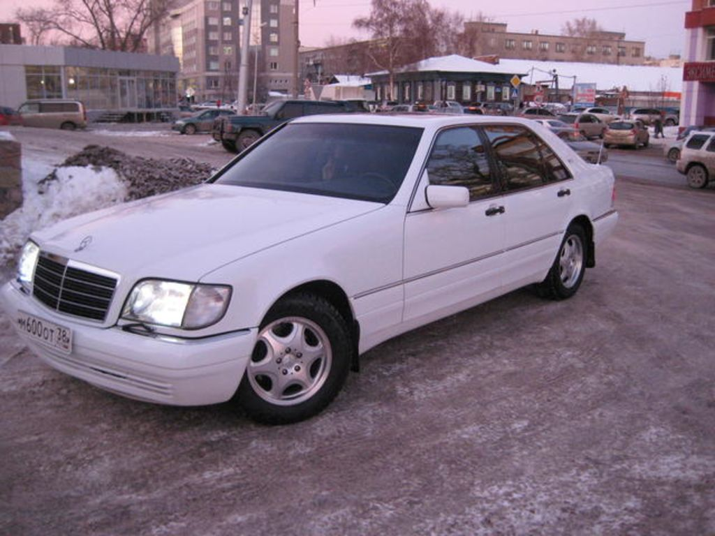Used 1998 mercedes benz s class photos for Used s class mercedes benz