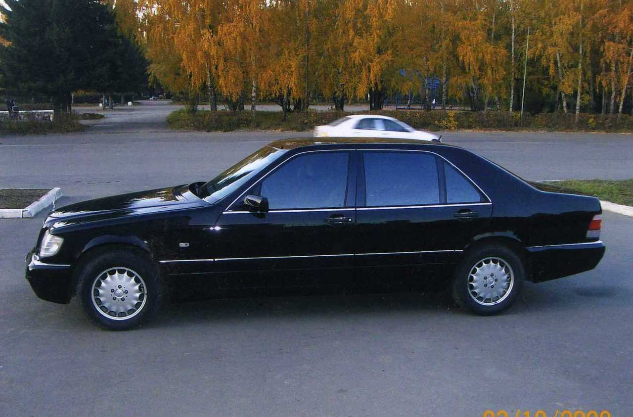1998 mercedes benz s class pictures gasoline fr or rr automatic for sale. Black Bedroom Furniture Sets. Home Design Ideas