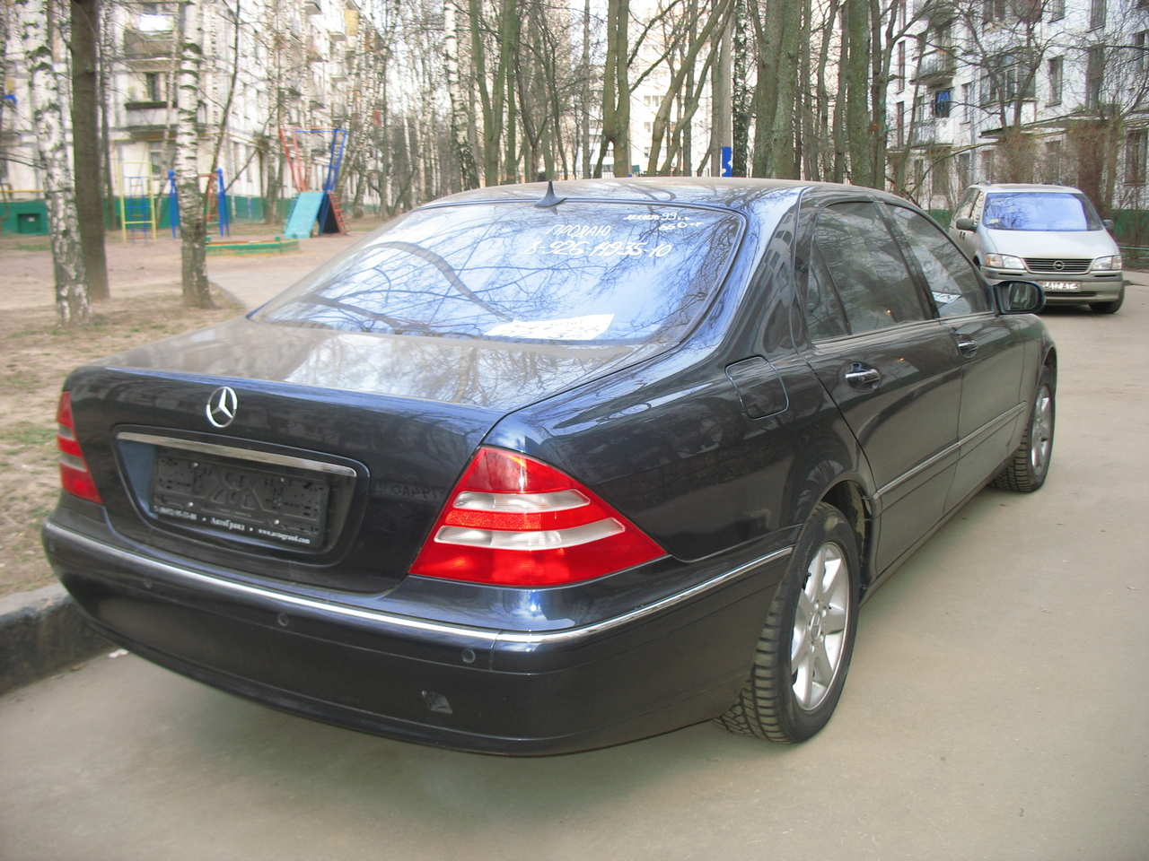 1999 mercedes benz s class wallpapers gasoline fr for 1999 mercedes benz s500 for sale