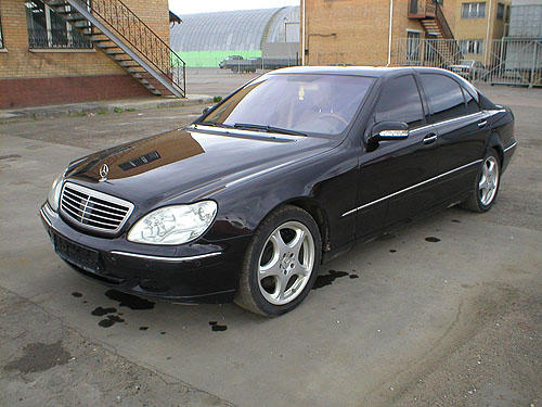 Used 2000 mercedes benz s class photos 5786cc gasoline for Mercedes benz s class 2000