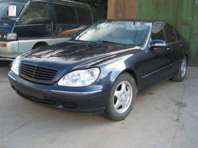 2000 mercedes benz s class pictures gasoline fr for 2000 mercedes benz s class for sale