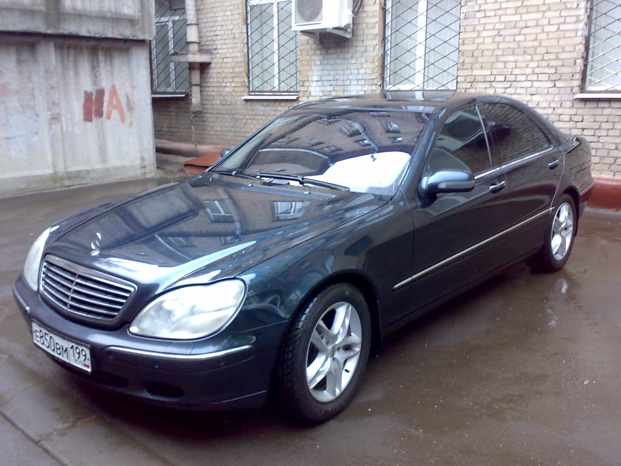 2001 mercedes benz s class for sale 5000cc gasoline fr