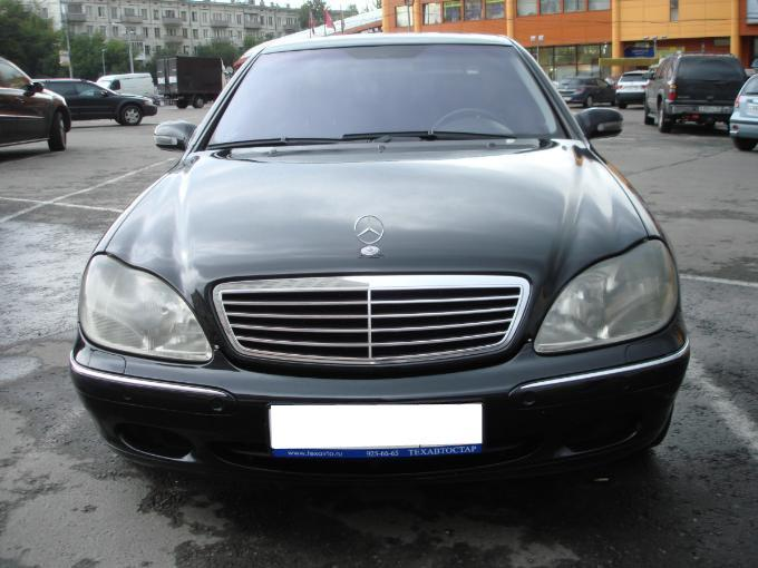 2002 mercedes benz s class pictures gasoline fr for Mercedes benz 2002 s500 for sale