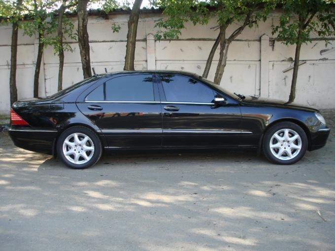 2002 mercedes benz s class for sale 5000cc gasoline