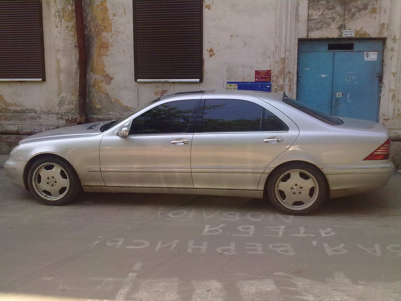 Used 2002 mercedes benz s class photos 3700cc gasoline for Mercedes benz s class 2002