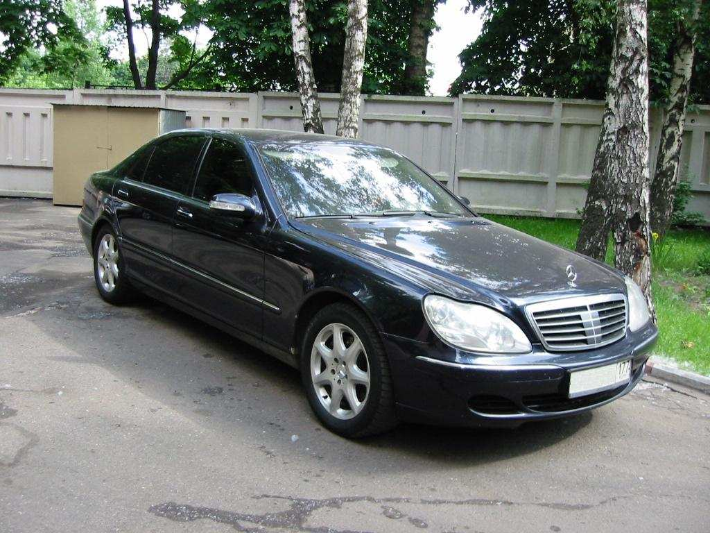 used 2003 mercedes benz s class photos 4300cc gasoline automatic for sale. Black Bedroom Furniture Sets. Home Design Ideas