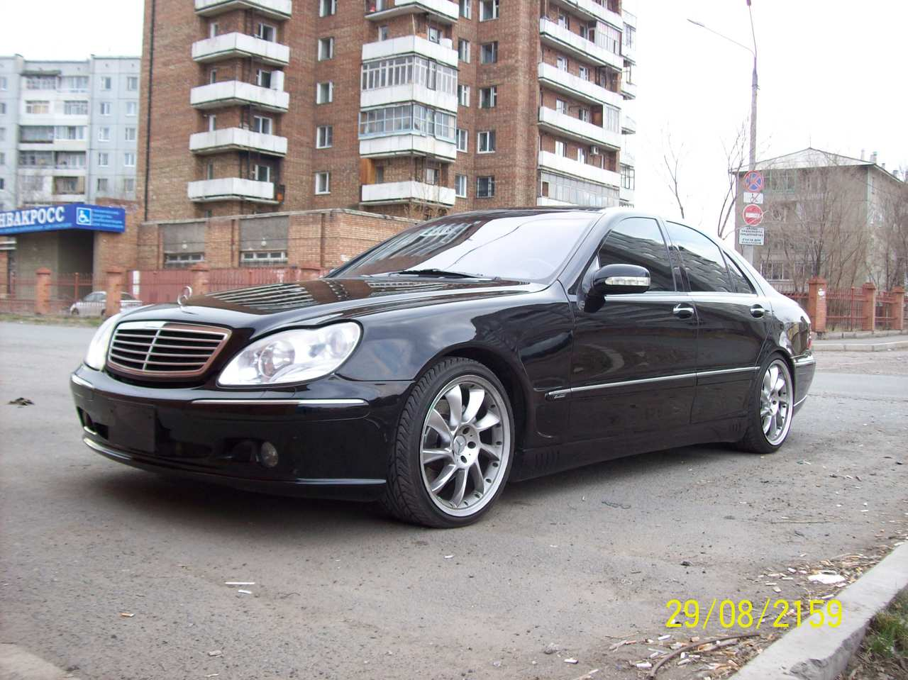Used 2003 mercedes benz s class photos 5439cc gasoline for Mercedes benz s500 2003