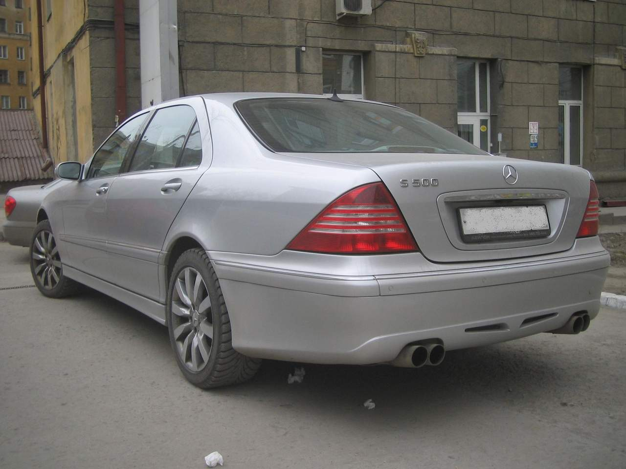 2004 mercedes benz s class pictures gasoline automatic for sale. Black Bedroom Furniture Sets. Home Design Ideas