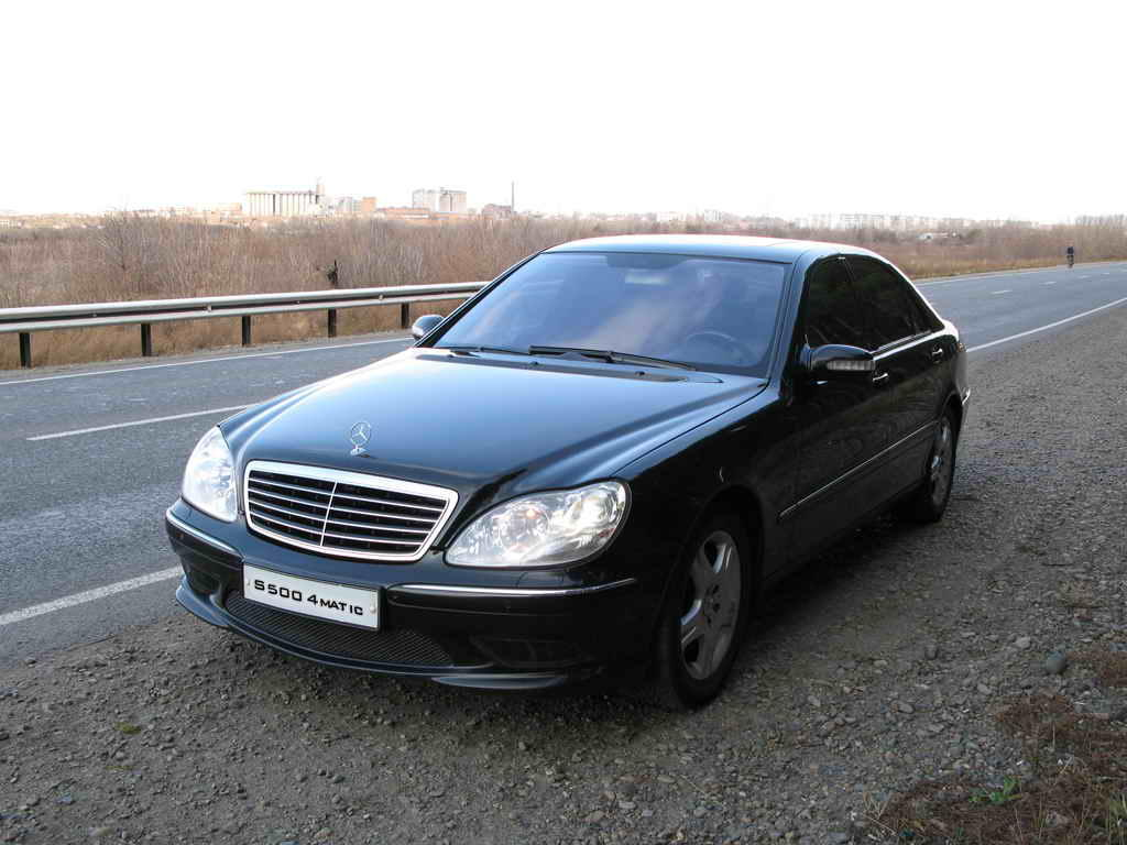 Photo #1 - Enlarge photo 1024x768 2004 Mercedes Benz S-class Pictures