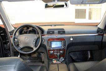 2004 Mercedes Benz S-class For Sale