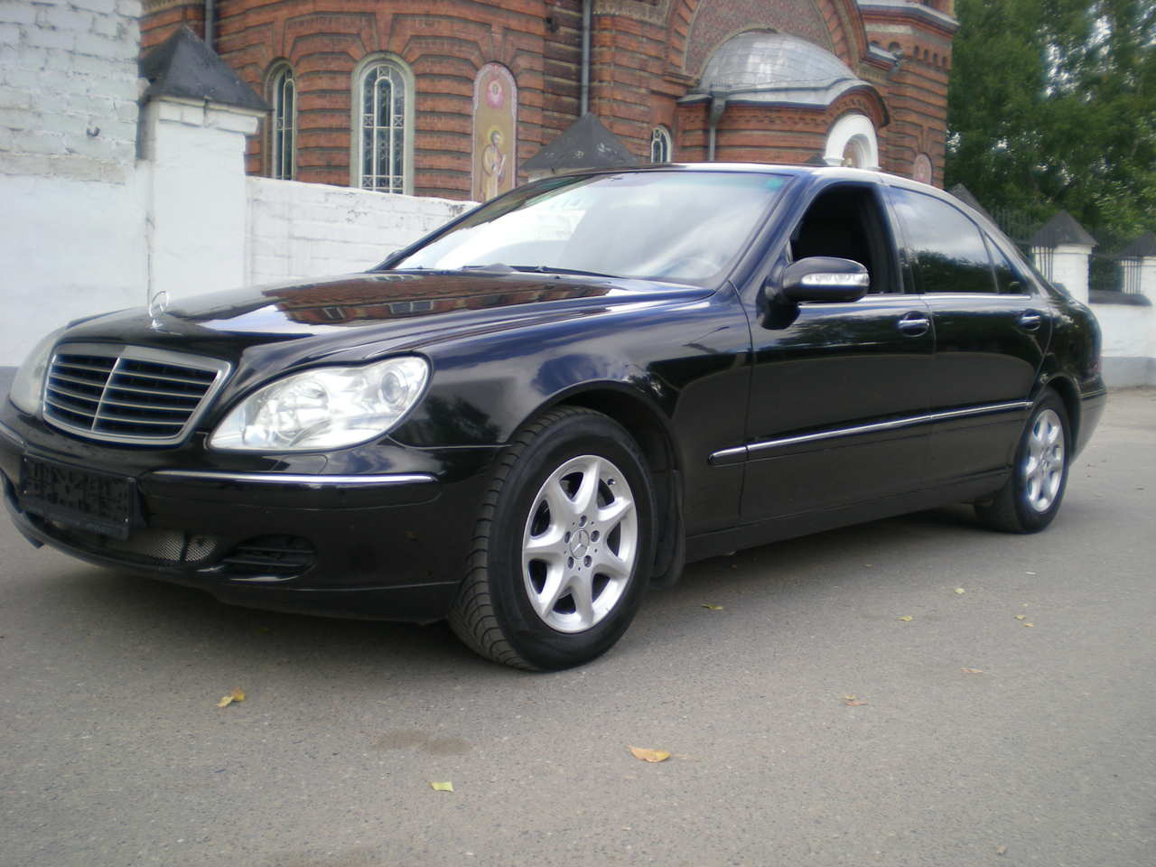 benz class sedan detail mercedes max s used rwd at