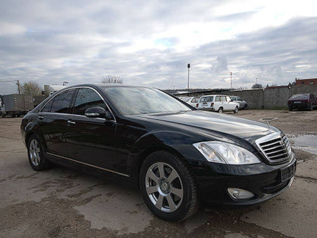 Used 2005 mercedes benz s class photos for Used 2005 mercedes benz
