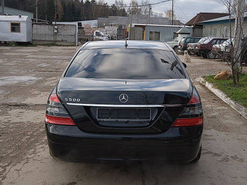 2005 mercedes benz s class for sale