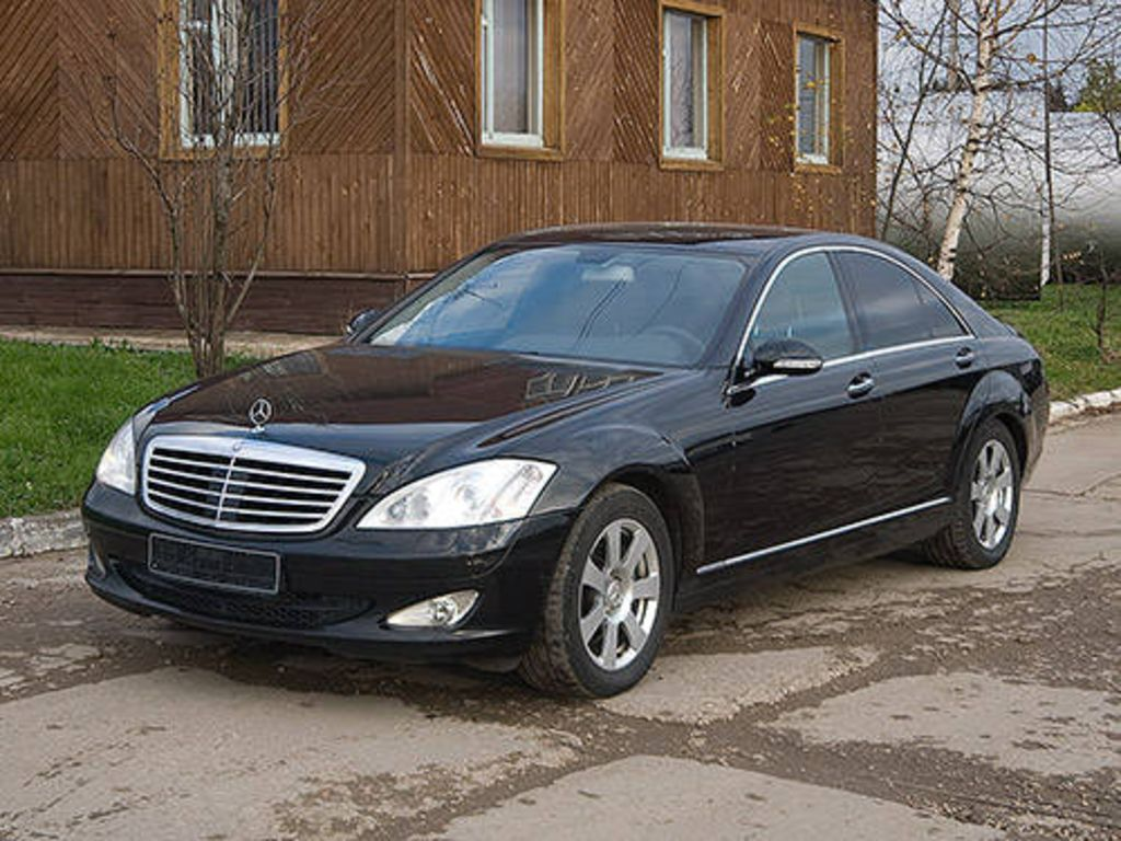 2005 mercedes benz s class photos