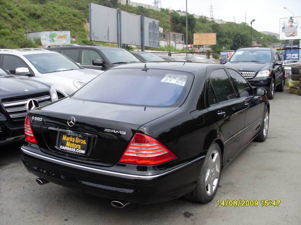 used 2005 mercedes benz s class photos 5500cc gasoline fr or rr automatic for sale. Black Bedroom Furniture Sets. Home Design Ideas