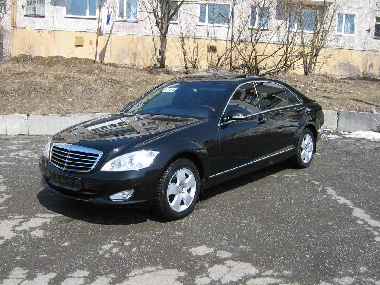 Used 2008 mercedes benz s class photos 5500cc gasoline for Mercedes benz 2008 s550 for sale