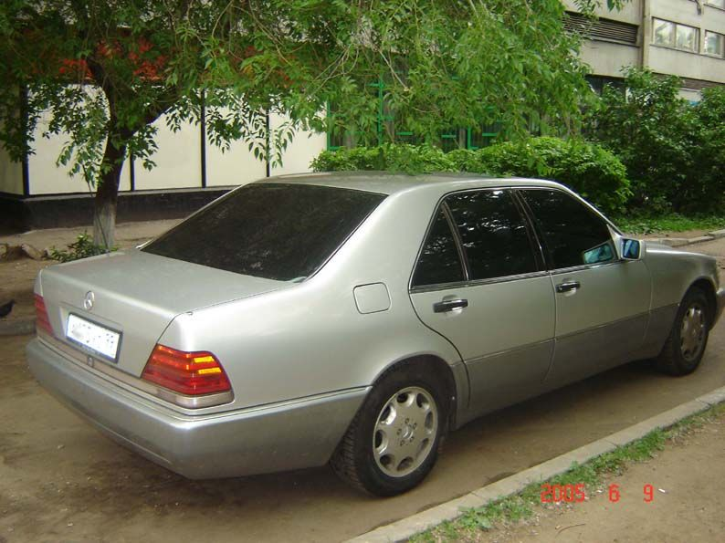 1994 Mercedes Benz S300 Pictures For Sale
