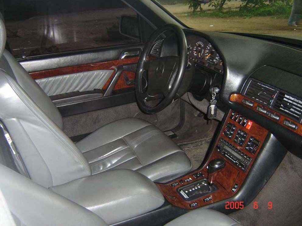 1994 Mercedes Benz S300 Pictures 3000cc Gasoline Fr Or
