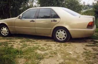 Mercedes benz 320 te automatic 1993 for Sportline motors houston tx