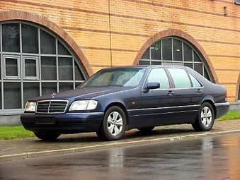1995 mercedes benz s320 images 3200cc gasoline fr or for Mercedes benz 1995 s320