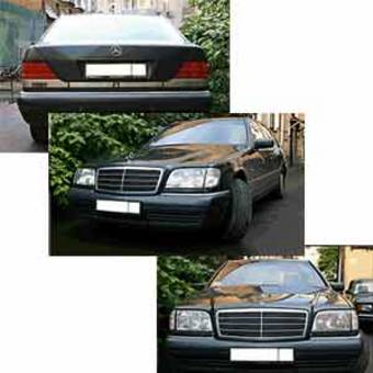 Used 1996 Mercedes Benz S320 Wallpapers 3 2l Gasoline Fr Or Rr