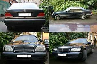 Used 1996 mercedes benz s320 wallpapers gasoline for 1999 mercedes benz s320 problems