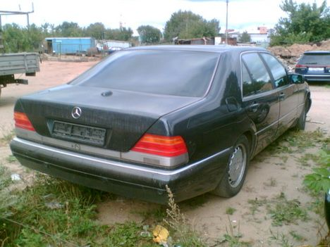 1997 mercedes benz s320 pictures 3200cc gasoline fr or for 1997 mercedes benz s320