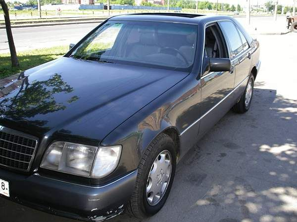 1992 mercedes benz s350 pictures for sale for Mercedes benz s350 for sale