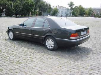 1996 mercedes benz s500 pictures gasoline fr or for 1996 mercedes benz s500