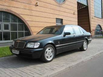 1996 mercedes benz s500 wallpapers gasoline fr or for 1996 mercedes benz s500