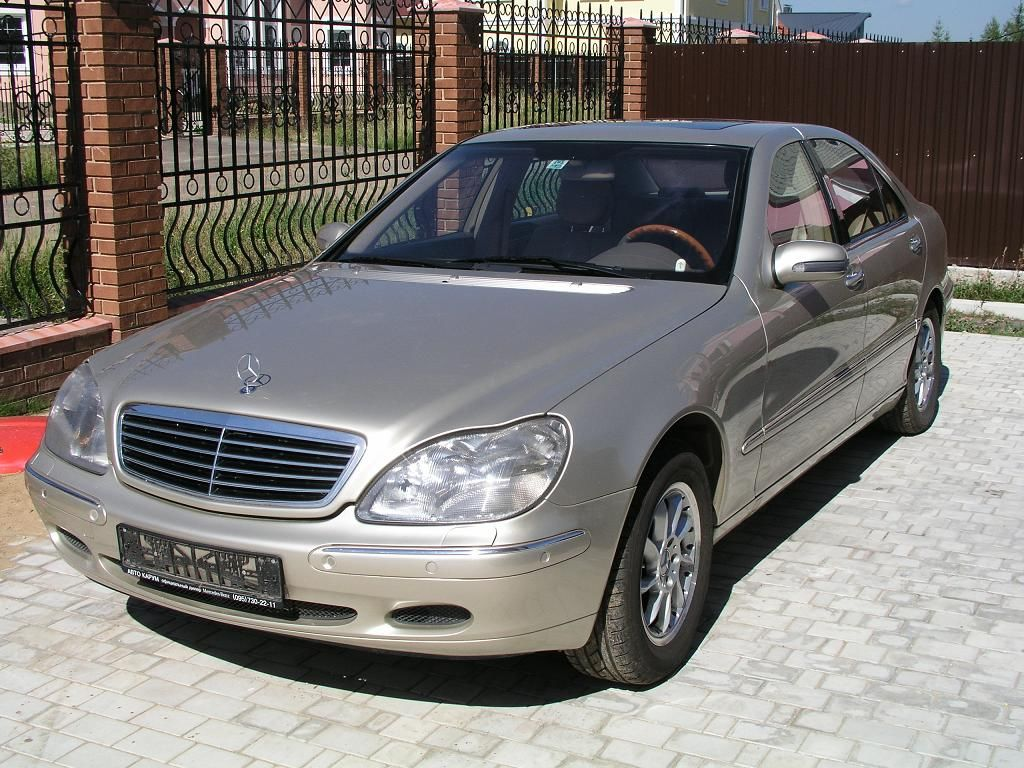 1999 mercedes benz s500 pictures 5000cc gasoline fr or