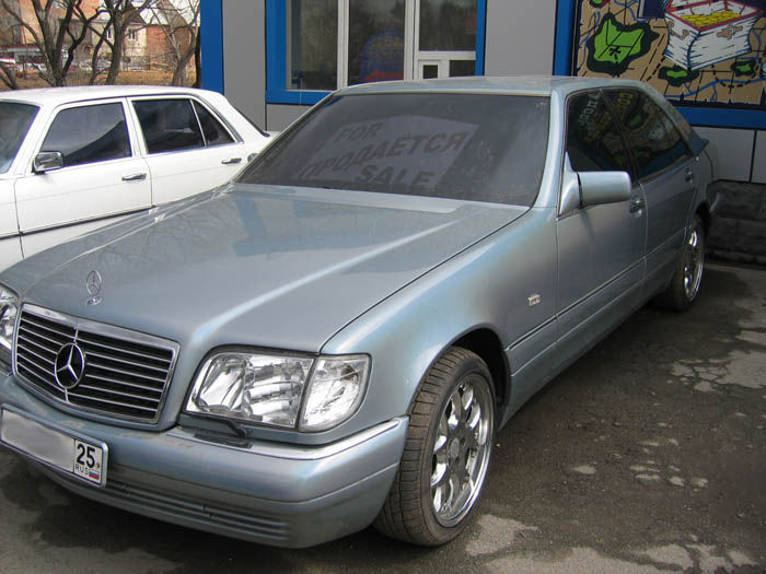 1996 mercedes benz s600 pictures for sale