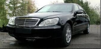 2002 mercedes benz s600 for sale 5 8 gasoline fr or rr automatic for sale. Black Bedroom Furniture Sets. Home Design Ideas
