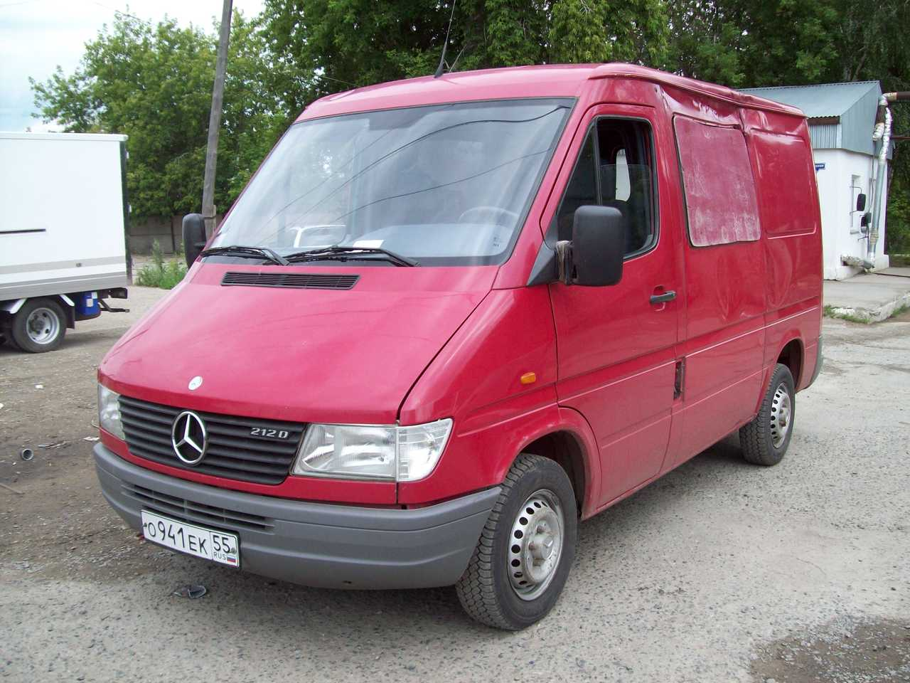 1998 Mercedes Benz Sprinter