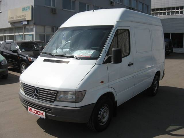used mercedes sprinter for sale in germany