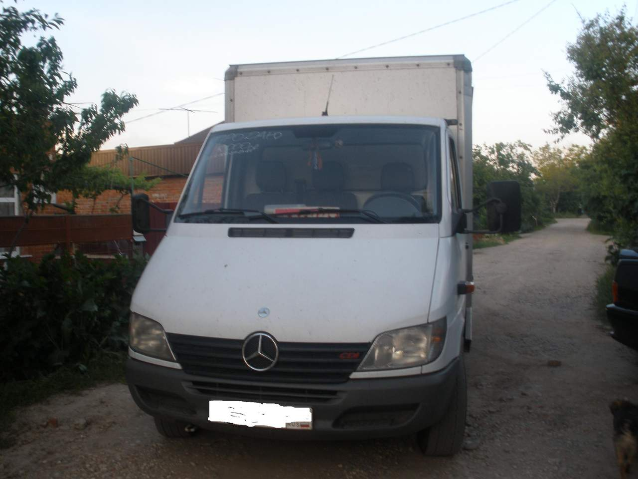 Benz used autos weblog for Mercedes benz rv used