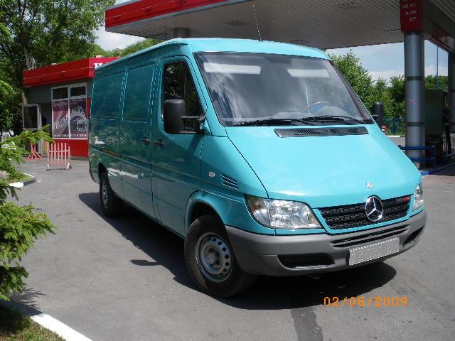 Used 2004 mercedes benz sprinter photos 2200cc diesel for Mercedes benz sprinter for sale
