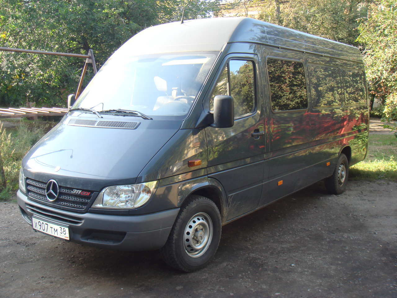 used 2005 mercedes benz sprinter photos 2148cc diesel