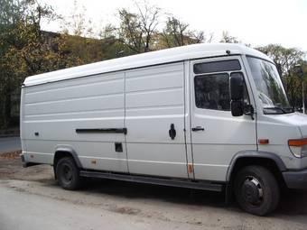 Mercedes Vario Van For Sale Yakaz Cars Autos Weblog