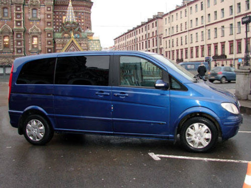 2003 mercedes benz viano for sale
