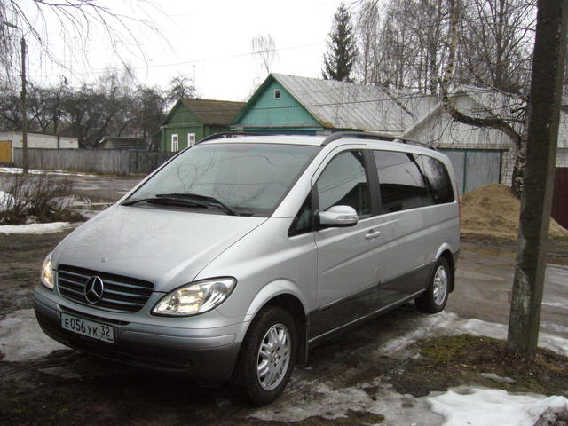 2004 mercedes benz viano pictures 2200cc diesel fr or for Mercedes benz viano for sale