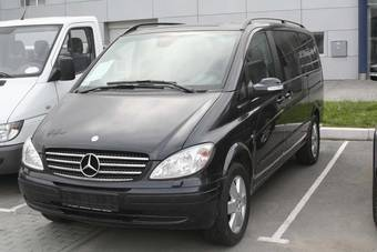 2007 Mercedes Benz Viano Photos