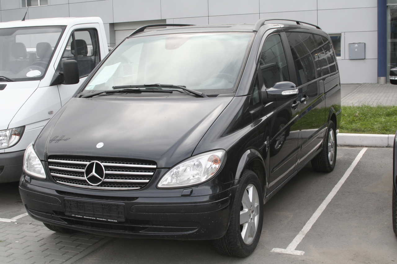 Used 2007 Mercedes Benz Viano Photos 3500cc For Sale