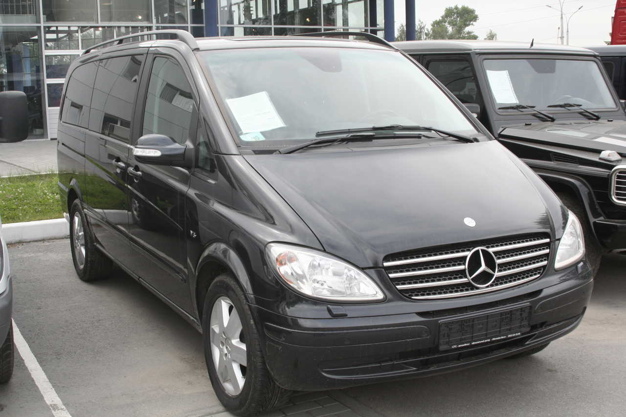 2007 mercedes benz viano pictures for sale