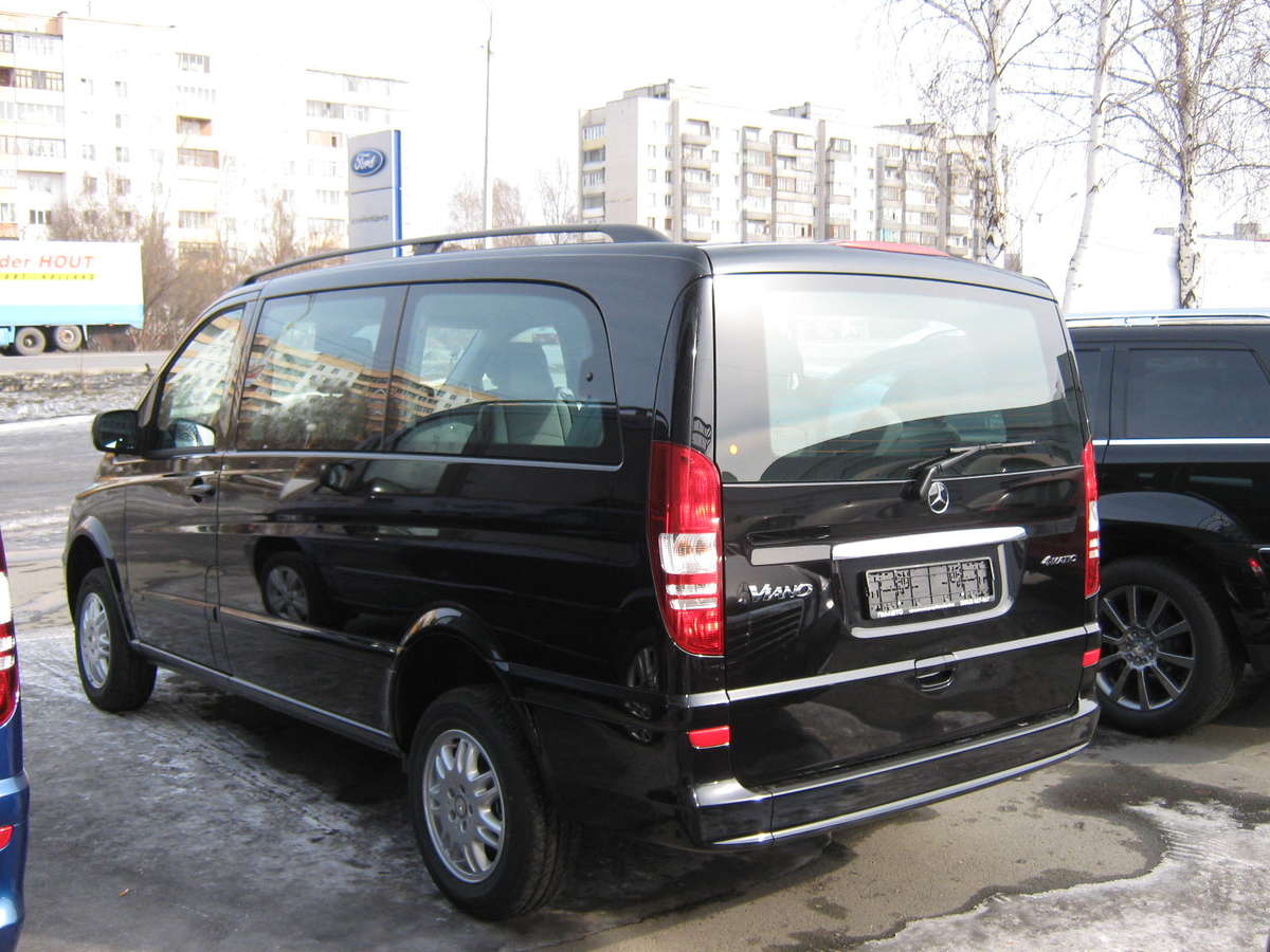 2011 mercedes benz viano for sale 2143cc diesel
