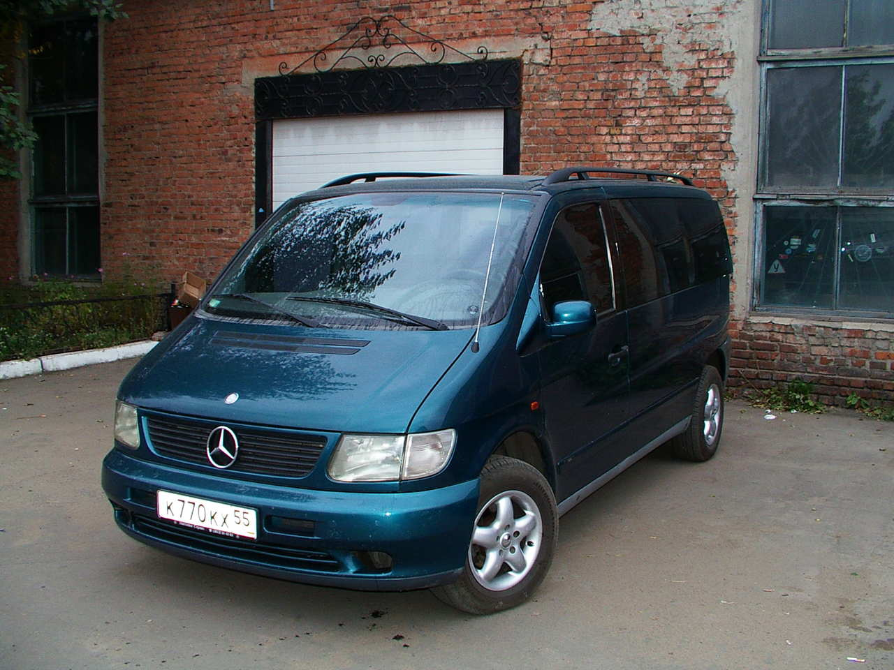 1996 mercedes benz vito pictures diesel ff for Mercedes benz vito for sale