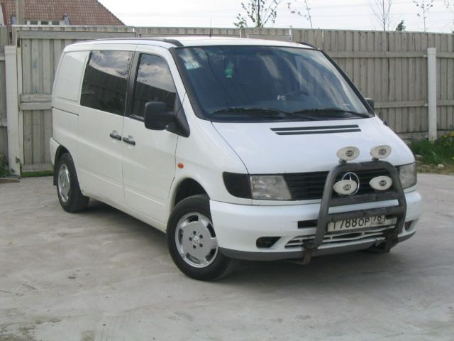 1997 mercedes benz vito pictures for sale for Mercedes benz vito for sale