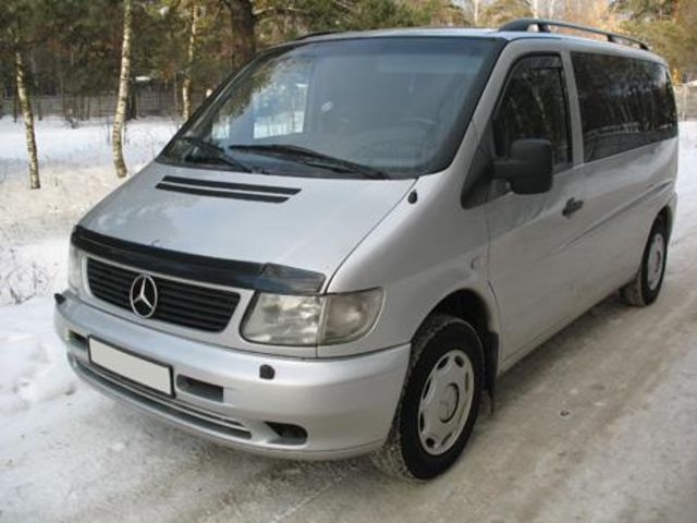 1997 mercedes benz vito for sale for Mercedes benz vito for sale
