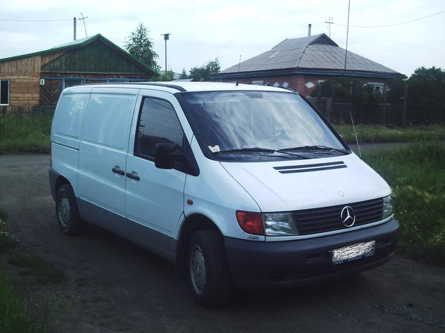 mercedes vito 110 cdi in limp mode